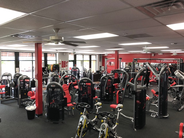planet fitness west dundee